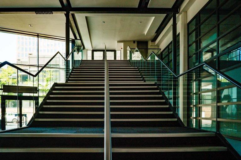 photos of the atrium